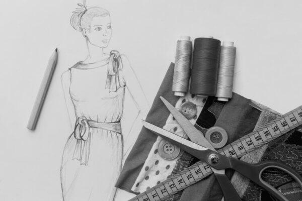 fashion drawing school