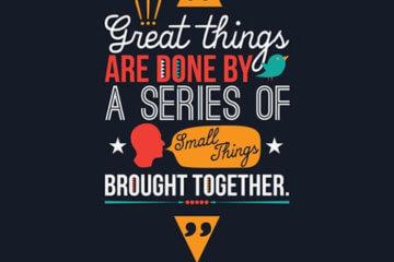 great things series