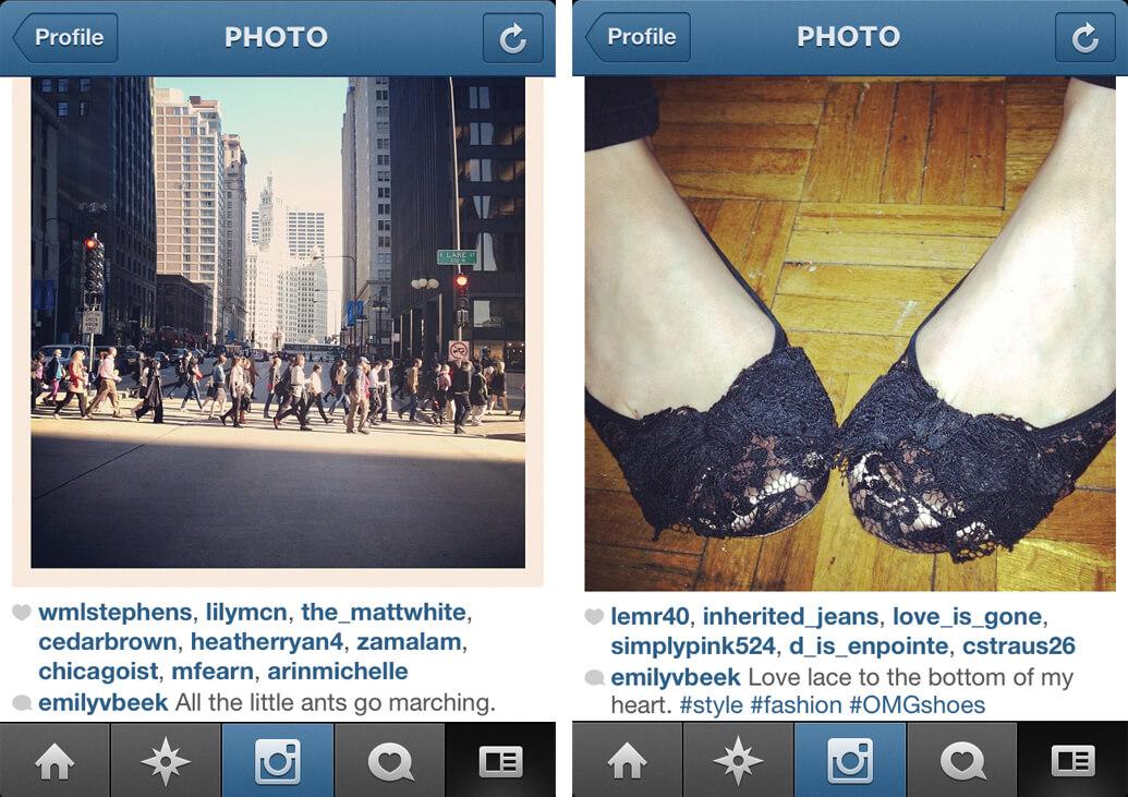instagram caption show wit