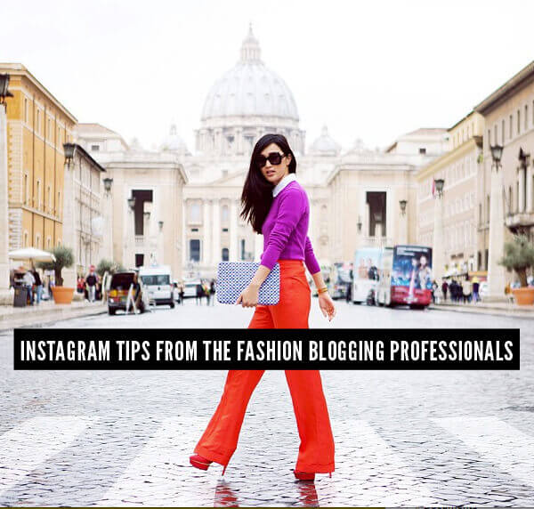 instagram tips fashion bloggers