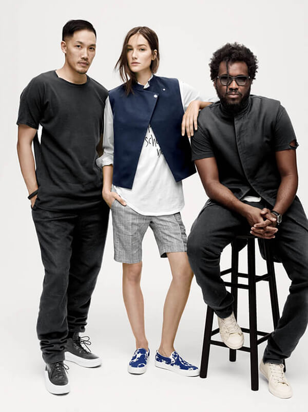 j crew collaboration