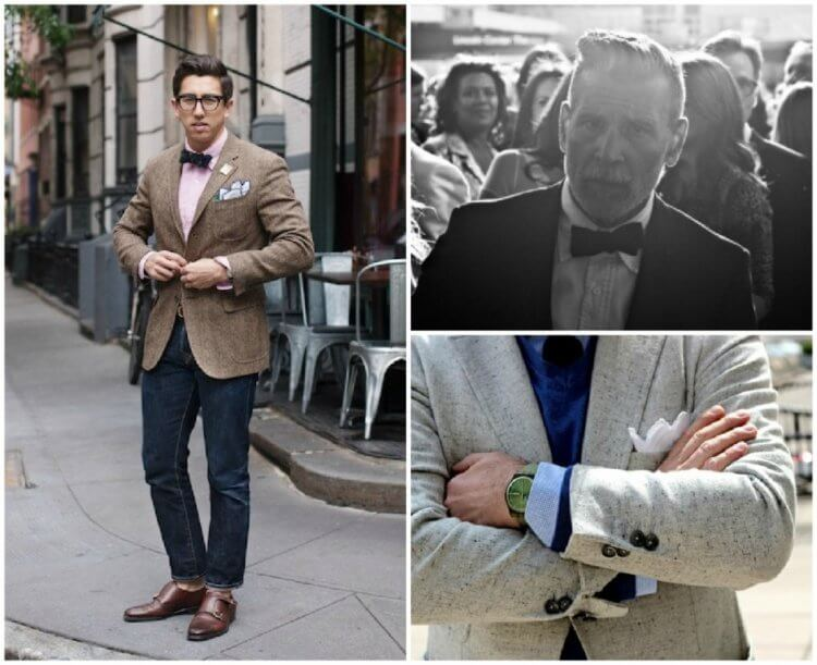 menswear blogs collage