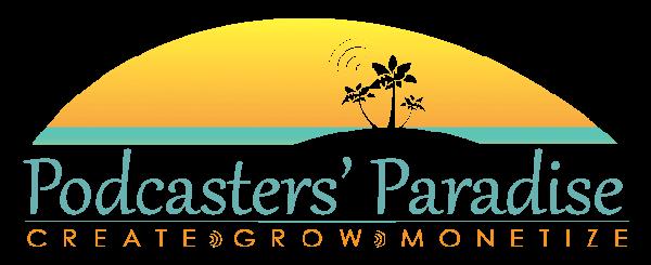 podcasters paradise logo