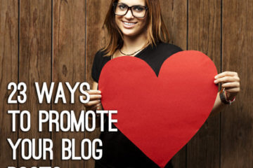 posts promotion 23 ways
