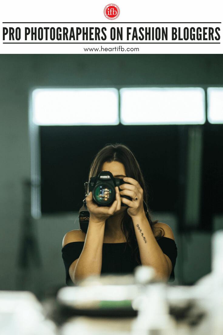 pro photographers fashion bloggers