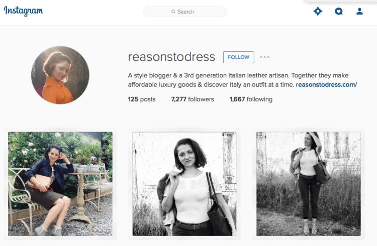 reasonstodress instagram
