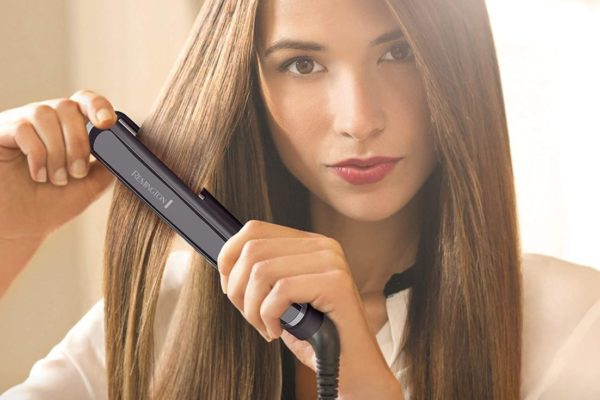 remington ceramic hair straightener