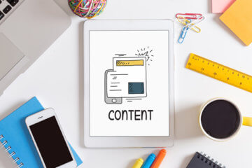 seo content concept