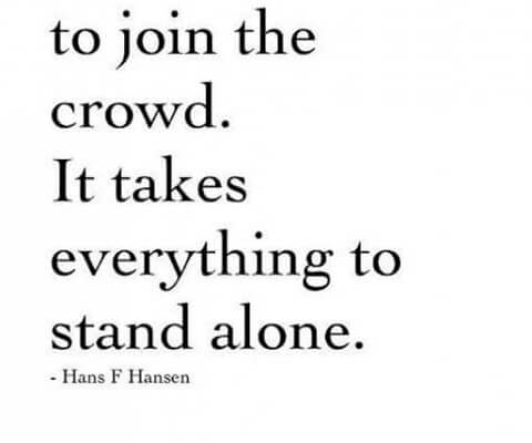 stand alone takes everything