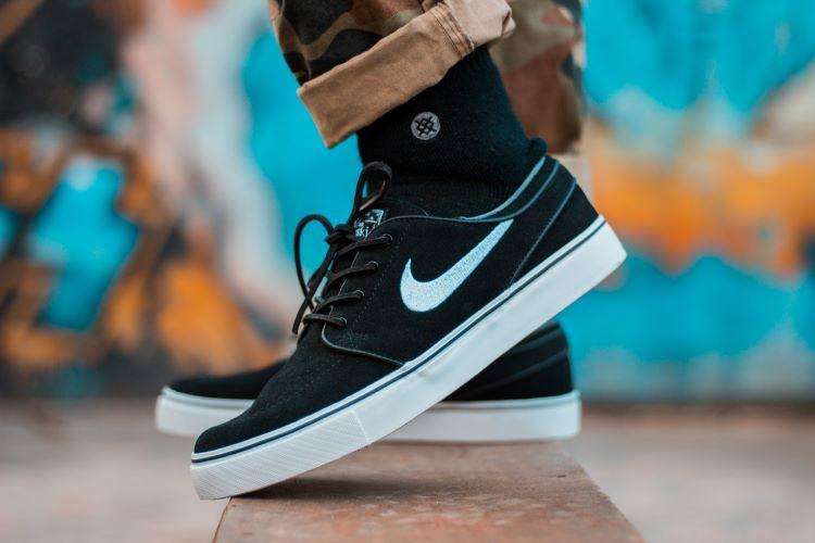 Streetwear Nike shoes