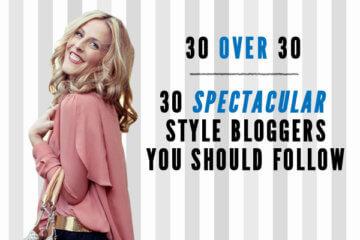 style bloggers over 30