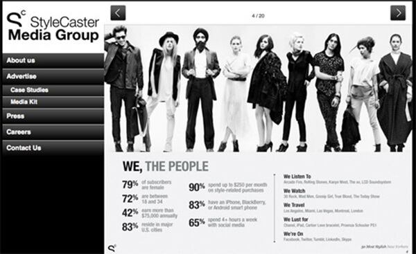 style caster we the people