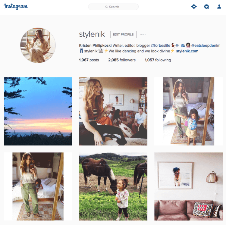 stylenik instagram