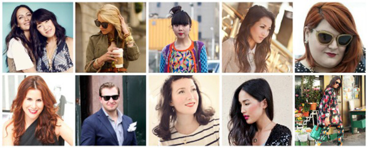 top 10 fashion bloggers