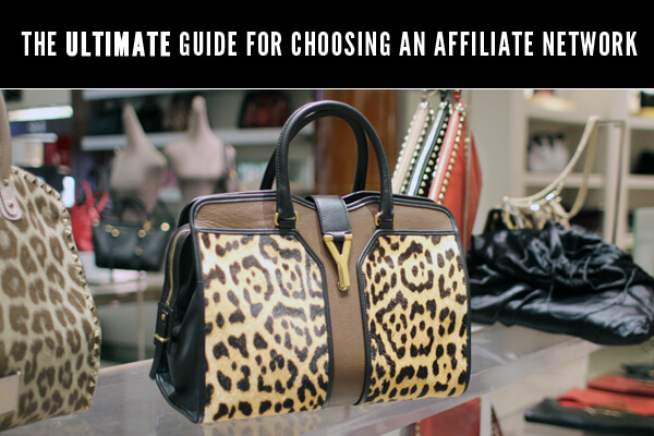 ultimate guide affiliate network