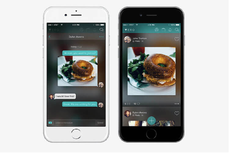 vero video on mobile